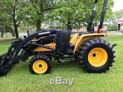 2013 Yanmar EX2900 Utility Tractors