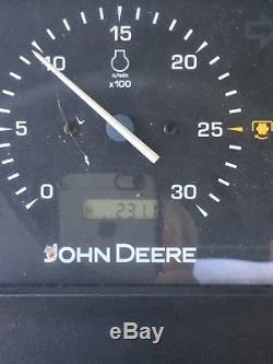 2013 john deere 3038e tractor