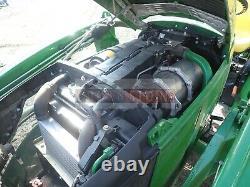 2014 John Deere 3046r Tractor Loader Backhoe 2 Post Rops 4x4 188 Hrs Outriggers