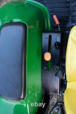 2014 John Deere 4320 Compact Utility Tractor Only 112.7hrs