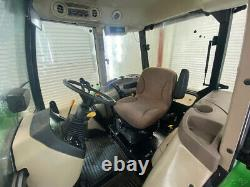 2014 John Deere 5065e Cab 4 Wd Tractor With A/c And Heat