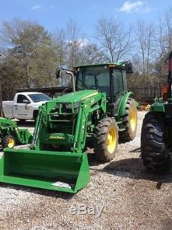 2014 John Deere 5085E Utility Tractors