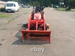 2014 Kubota BX2370 Model Lawn Tractor Loader