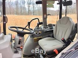 2014 Kubota Grand L3940D cab tractor, 4x4, loader, remotes, A/C, heat