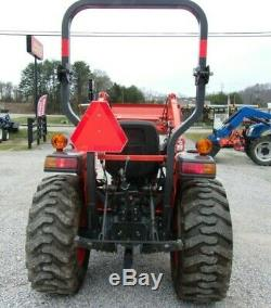 2014 Kubota L3301 Loader 4x4 Garden FREE 1000 MILE DELIVERY FROM KY