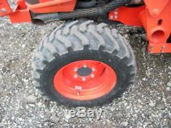 2014 Kubota L4760 Tractor with Loader, Cab/Heat/Air, 4WD, Hydro, 49HP Diesel NICE