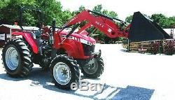2014 Massey Ferguson 4608- Pre Emissions 4x4- FREE 1000 MILE DELIVERY FROM KY