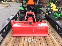 2015 John Deere 1025R Compact & Utility Tractors