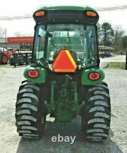 2015 John Deere 3033R Loader, 4x4 192 HRS FREE 1000 MILE DELIVERY FROM KY