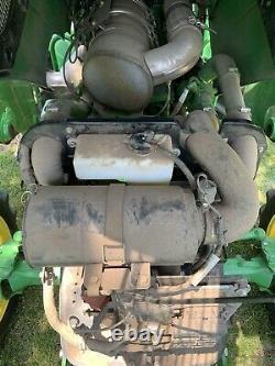 2015 John Deere 5540e 50hp 2.9L Diesel