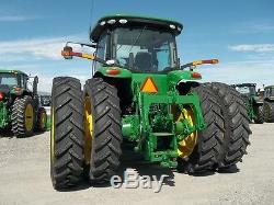 2015 John Deere 8295R 4WD Tractors