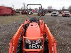 2015 Kubota L2501 Tractor