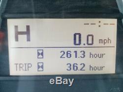 2015 Kubota L6060, Cab/Heat/Air, 4WD, Hydro, LA1055 Loader, 1 remote, 261Hours