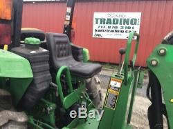 2016 John Deere 4044M 4x4 Hydro Compact Tractor Loader Backhoe Only 900Hrs