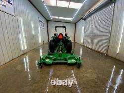 2016 John Deere 4044r Orops 4wd Hst Tractor