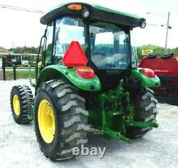2016 John Deere 5075E Power Reverser 537 hrs. FREE 1000 MILE DELIVERY FROM KY