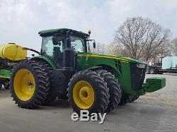 2016 John Deere 8295R 4WD Tractors