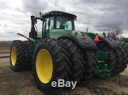 2016 John Deere 9620R 4WD Tractors