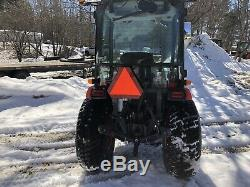 2016 Kubota B3350 tractor with cab heat air, loader, only 186 hours! In Vt