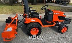 2016 Kubota BX2370 Diesel 4X4 Tractor LOW HOURS