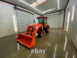 2016 Kubota L4060 Hst 4wd Cab Tractor Loader, A/c And Heat