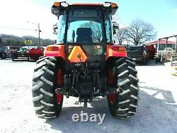 2016 Kubota M7060 Cab 4x4 Loader -2736 hrs. FREE 1000 MILE DELIVERY FROM KY