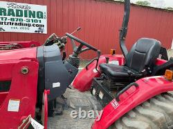 2016 Mahindra 4010 4x4 40Hp Compact Tractor with Loader Super Clean 300Hrs