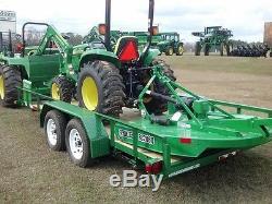 2017 John Deere 3038E Utility Tractors