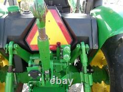 2017 John Deere 5065E 4x4 Loader 831Hours- FREE 1000 MILE DELIVERY FROM KY