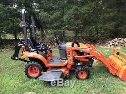 2017 Kubota BX1880 Tractor