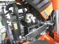 2017 Kubota Grand L 3560 Gst 3 Cylinder Diesel Engine. Only 106 Hours