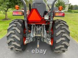 2017 Kubota Grand L3560 Tractor LA805 Loader