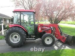 2017 Mahindra 2565 Tractor Loader