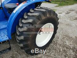 2017 NEW HOLLAND WORKMASTER 35 COMPACT TRACTOR With LOADER, 4X4, 540 PTO, 79 HRS