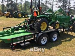 2018 John Deere 3025E Utility Tractors