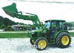 2018 John Deere 5065E Power Reverser 57 hrs. FREE 1000 MILE DELIVERY FROM KY