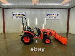 2018 Kubota B2301 Hst 4wd Tractor, Open Rops