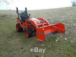 2018 Kubota BX2370, Diesel Tractor Loader Mower
