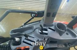 2018 Kubota L4060 4wd Cab Tractor, Ac/heat
