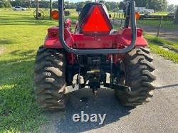 2018 Mahindra 1526 4x4 Tractor Loader