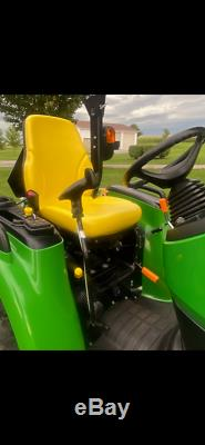2019 John Deer 3039r 4x4 Tractor With Only 8.6 Hours