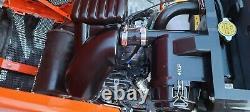 2019 Kubota BX23S Compact Loader Tractor WithBackhoe & Mower. 47 Hours! Warranty