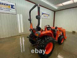 2019 Kubota L2501 4wd Orops Tractor
