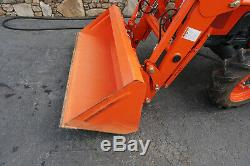 2019 Kubota L2501 HST with Loader and Scrape Blade