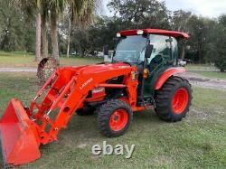 2019 Kubota L4760 Cab Tractor