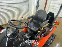 2020 Kubota B2301 Hst 4wd Tractor, Open Rops