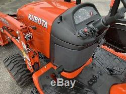 2020 Kubota BX23S Tractor/Loader/Backhoe, 4WD, Hydro, 9.4 Hours