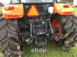 2020 Kubota M5-091 4x4 Tractor