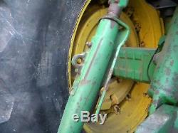 4850 MFWD John Deere Tractor