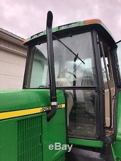 6210 John Deere tractor
